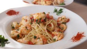 Spaghetti - włoskie danie