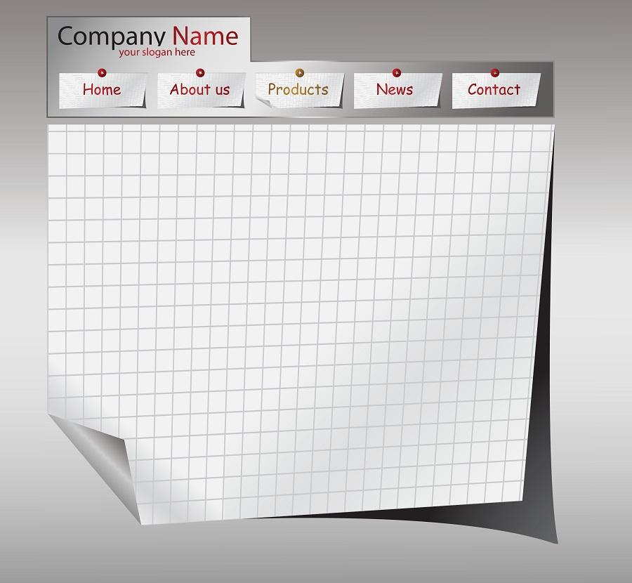 Elementy, który mi firma komunikuje się wizualnie
