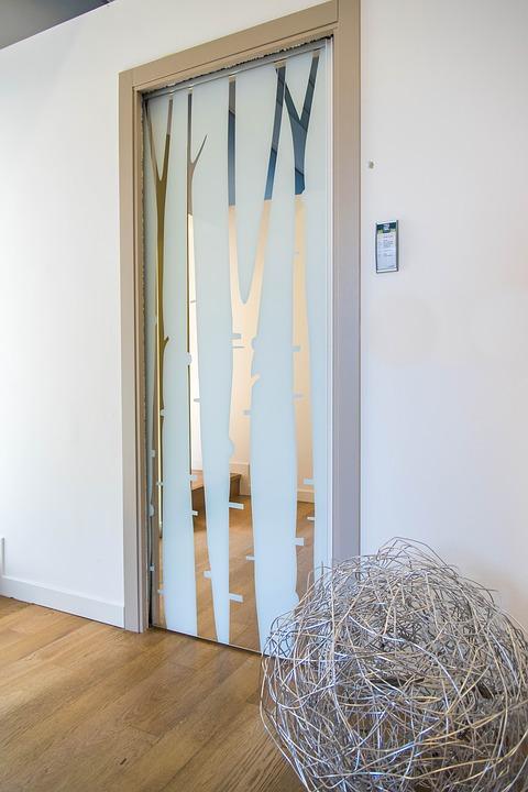 drzwi szklane na wymiar