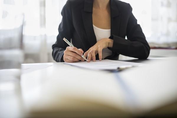 podpisanie dokumnetów - notariusz Katowice